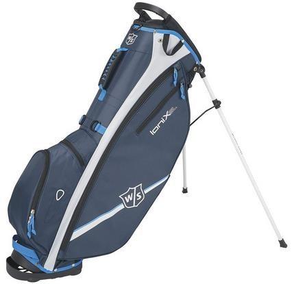 Wilson Staff Ionix SL stand bag, modrý