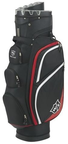 Wilson Staff I Lock cart bag, černý