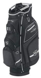Wilson Staff Nexus III cart bag, modrý