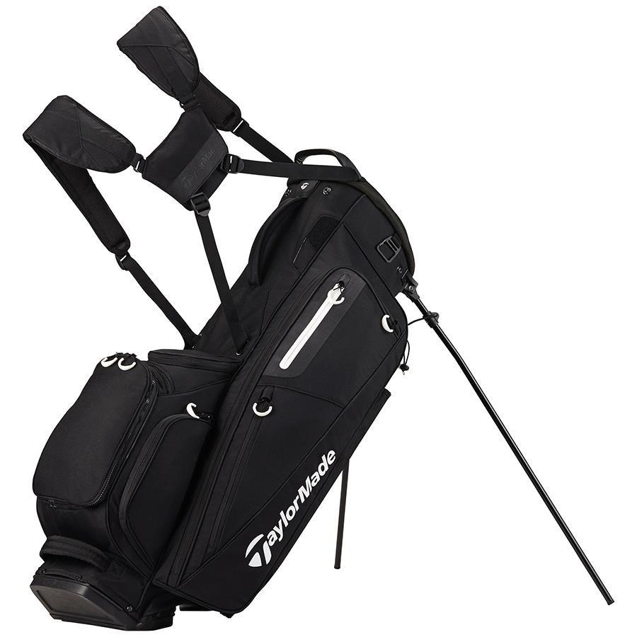 TaylorMade Flextech stand bag, černý
