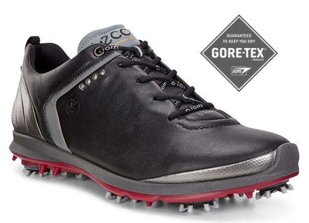 Ecco Golf Biom G 2 Gore-Tex pánské golfové boty, černé černá, standardní, 7