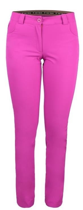 Tony Trevis dámské kalhoty, růžové dámské, 36/32, standardní