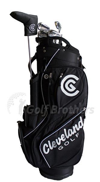 Cleveland CG16 Promo pánský golfový set, ocel, pravý + cart bag