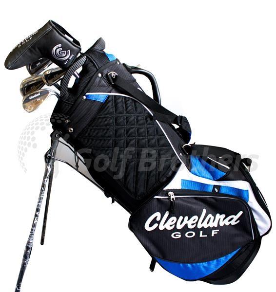 Cleveland CG16 Promo pánský set, ocel, pravý + stand bag