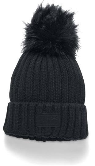 Under Armour Snowcrest Pom Beanie zimní čepice ed0a8eb185