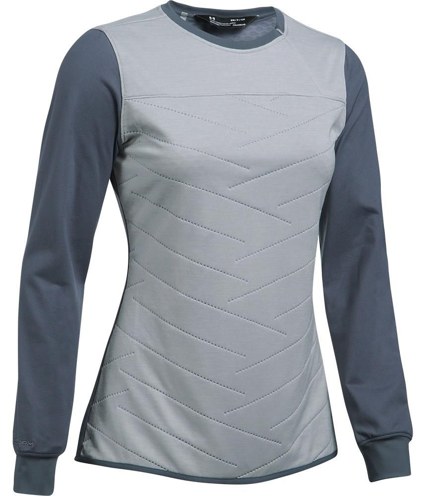 Under Armour 3G Reactor Half Zip Top dámská mikina, šedá
