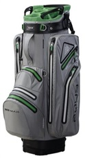 Big Max Aqua Tour 2 cart bag, zeleno/šedo/černý