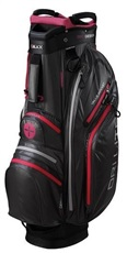 Big Max Dri Lite Active cart bag, šedo/růžový