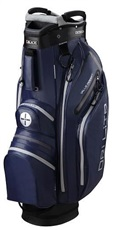 Big Max Dri Lite Active cart bag, modro/černo/šedý