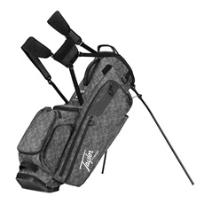 TaylorMade FlexTech Lifestyle stand bag, canvas