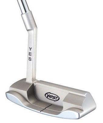 YES! Abbie CNC putter, 34""