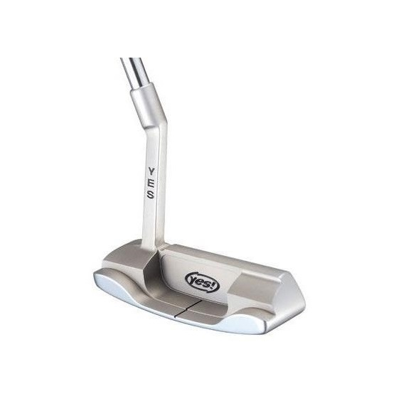 YES! Abbie CNC putter, 34