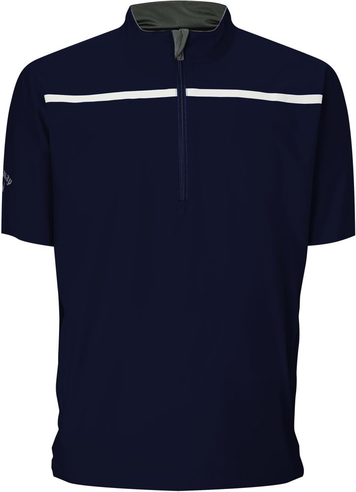 Callaway 1/2 Chest Stripe pánská bunda, peacoat