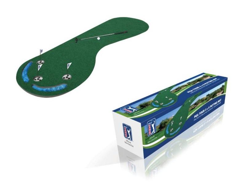 PGA Tour velký patovací koberec, 0,91 x 2,74 m