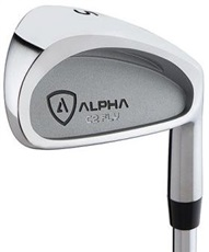 Alpha C2 Fly Forged Irons, Set 5-PW
