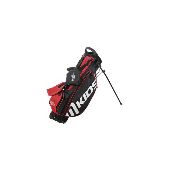 MKids Stand Bag - Red 53in - 135cm