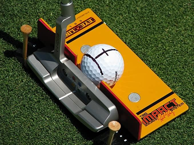 Eye-Line Putting Impact System, Yellow