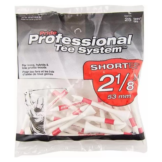 Pride Professional Tee System (PTS), 53mm, 25ks
