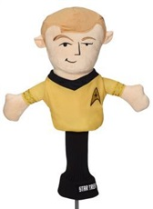 Creative Driver Headcovers - Captain Kirk
