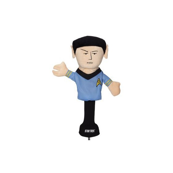 Creative Driver Headcovers - Commander Spock