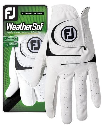 FootJoy WeatherSof pánská golfová rukavice  37315db7e0
