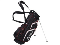 "Titleist 9"" 14-Way stand bag, černý"