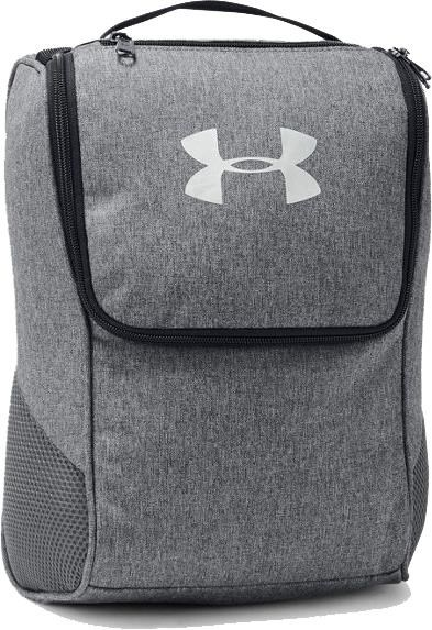 Under Armour Shoe Bag taška na boty, šedá