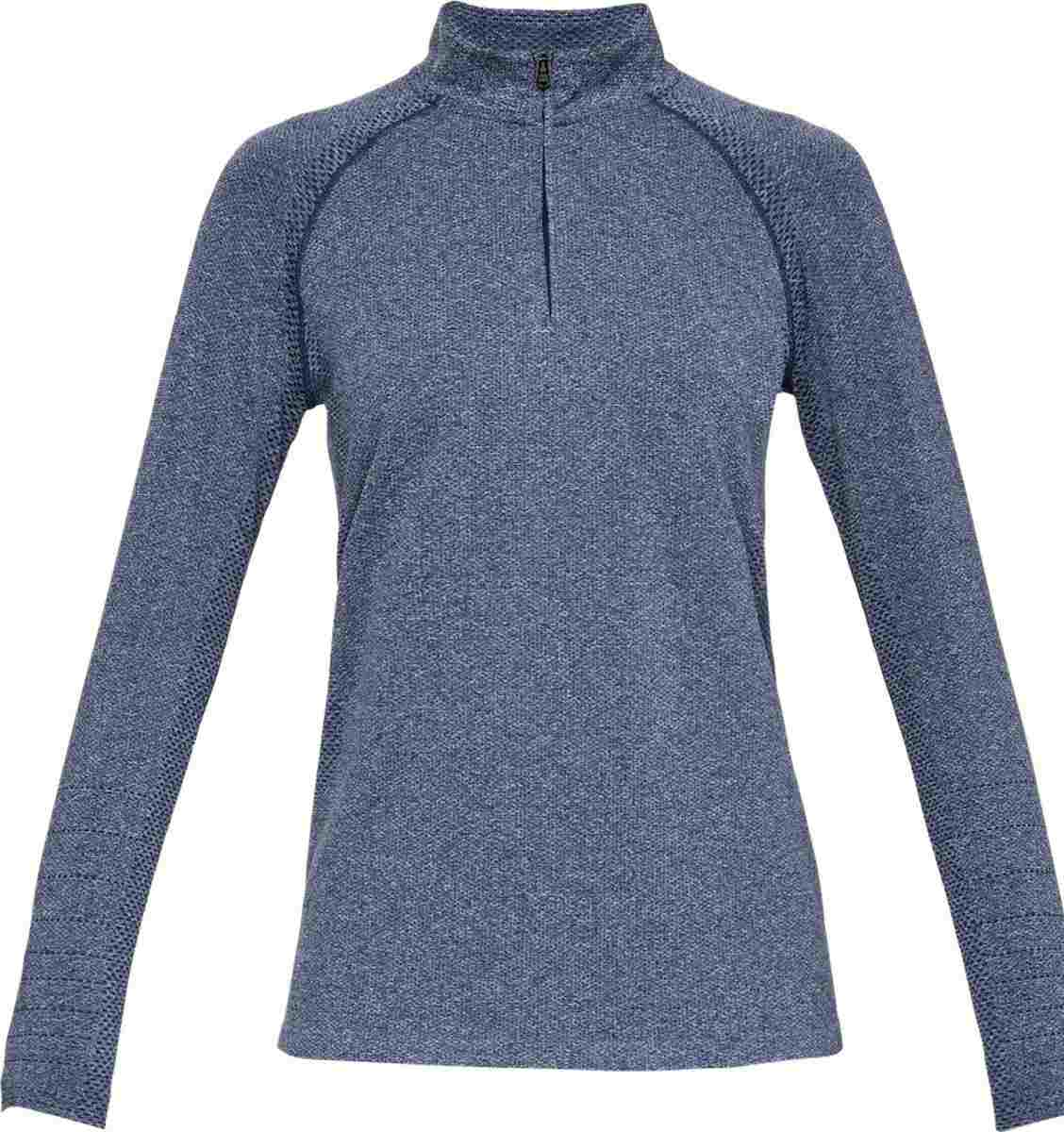 Under Armour Vanish Seamless 1/4 Zip LS dámská mikina