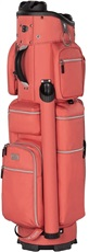Bennington Quiet Organizer 9 Trolley cart bag, coral
