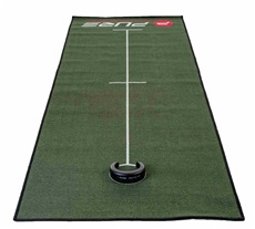 Pure2Improve Golf Putting Mat patovací koberec 80x237cm