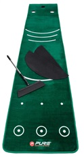 Pure2Improve Dual Grain Putting Mat koberec 335x70cm