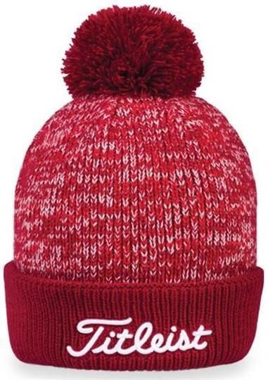 70b29e0ab3b Titleist Pom Pom Beanie zimní čepice