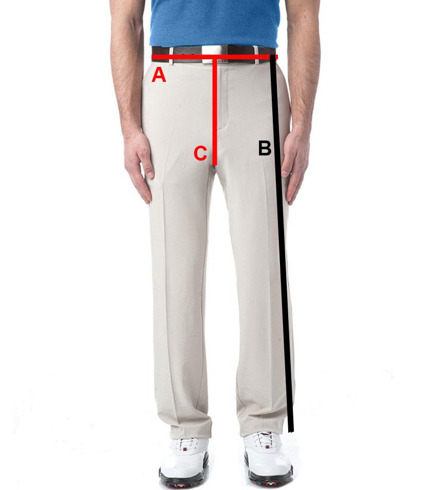 Jak správně vybrat golfové kalhoty   cacbb05b0c